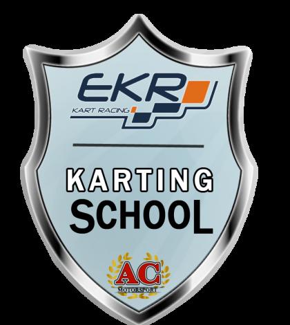 ESCUDO EKR SCHOOL
